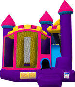 Dream Castle 4-in-1 backyard combo
