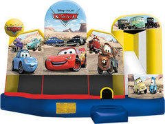 Cars 5-in-1 combo (Wet)