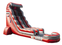 22ft Liquid Hot Magma water slide