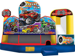 Monster Truck 5-in-1 combo (Wet)