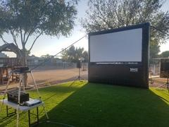 Backyard Movie Packages