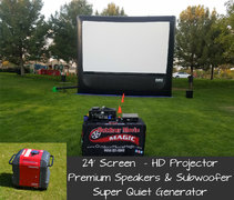 24' Screen Package 1