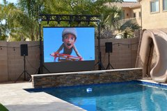 "115"" LED Screen- Park"