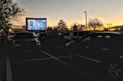 20' Drive In Movie