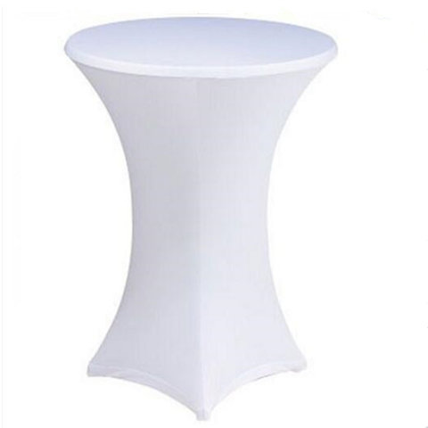 Stretch Cocktail Table Cover 42