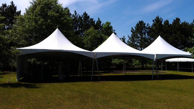 20x60 High Peak Frame Tent