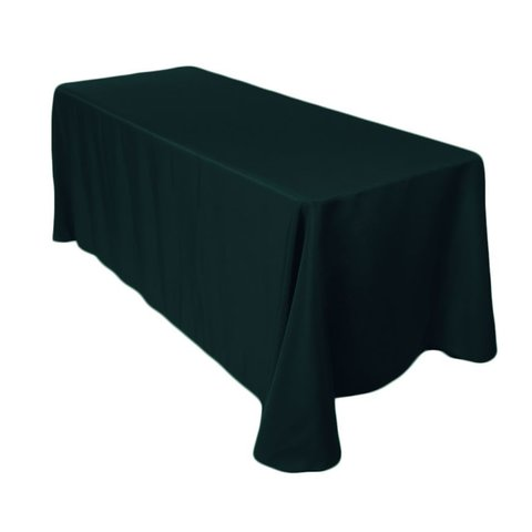 8' Tablecloth- Dark Green