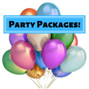 Party Packages -Located at SSWC