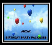 Anzac Birthday Parties