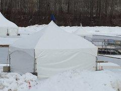20x20 Marquee Winter Frame Tents