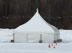 30x30 Marquee Winter Frame Tents