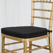 Black Chair Pad (pad only)