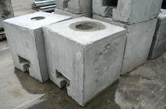 700 lb Concrete Ballast Blocks