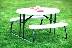 Children's Folding Picnic Table