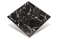 Black Marble Tile - Dance Floor