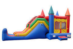 Jump and Slide Party