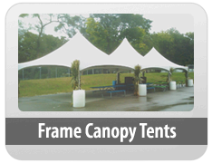 Frame Canopy Tents