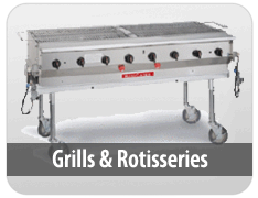 Grills and Rotisseries