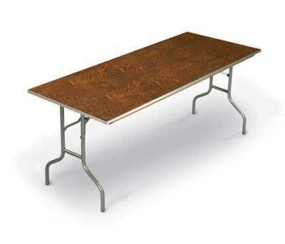 6' Table (Seats 6)