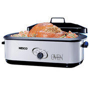 Nesco Roaster Oven, 18 qt. Electric