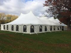 60' x 120' Pole Canopy (Installed by Midwest)