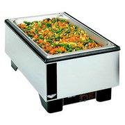 Food Warmer, Single Well Electric