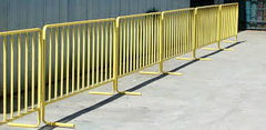Crowd Control Barriers (Installed by Midwest)