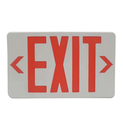 Tent Safety Kit--Exit Sign, Fire Extinguisher