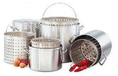 Pot Basket / Deep Fryer 60 Qt. Propane