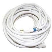 Extension Cord, 50' 12ga White
