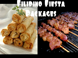 Filipino Fiesta Appetizer Package