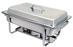 8 Quart Chaffer Dish (rectangle)