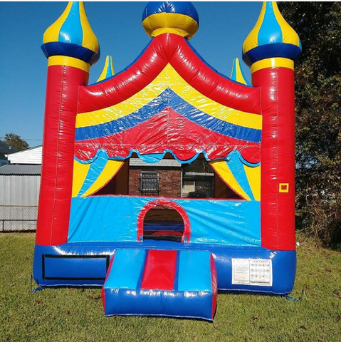 CARNIVAL BOUNCE HOUSE