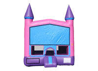BF - A Pink and Purple Castle Bounce - BOU-110