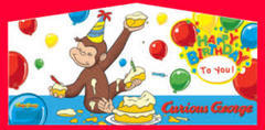 Curious George Banner Theme