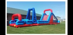 BF - Ninja Warrior Obstacle course 70Ft