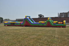 Mega 3 Piece Obstacle Course