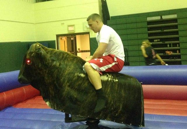 Dual Mechanical Bull