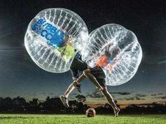 Bubble Ball Inflatables arena