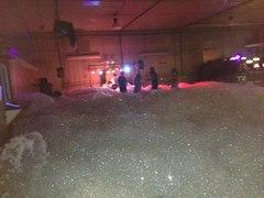 Small Foam Party