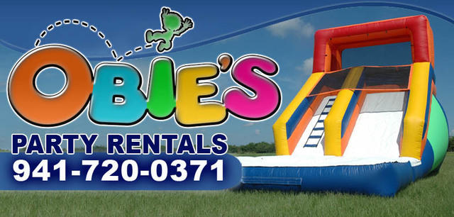 Obies party rentals LLC