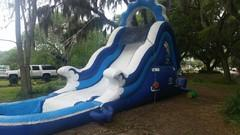 18' Big wave slide