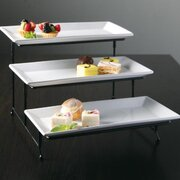 3 Tier Ceramic Stand