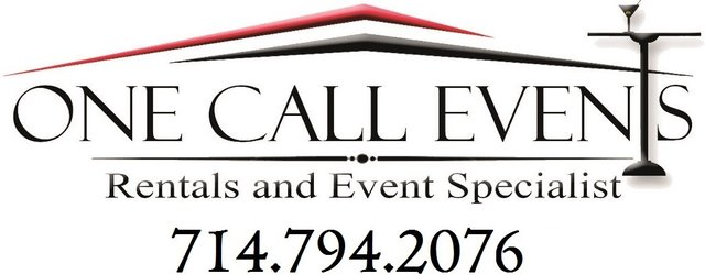 One Call Event Rentals