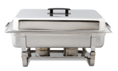 8QT Stainless Chaffer