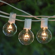 White String Lights 18FT