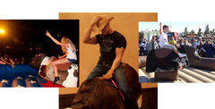 Mechanical Bull Rentals and Surf Machines