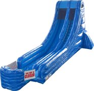 Big Splash Marble Water Slide