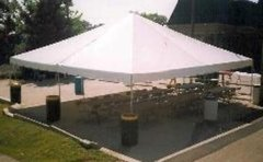 30' X 30' Frame Tent