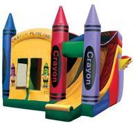 4 in 1 Crayon Combo Bounce